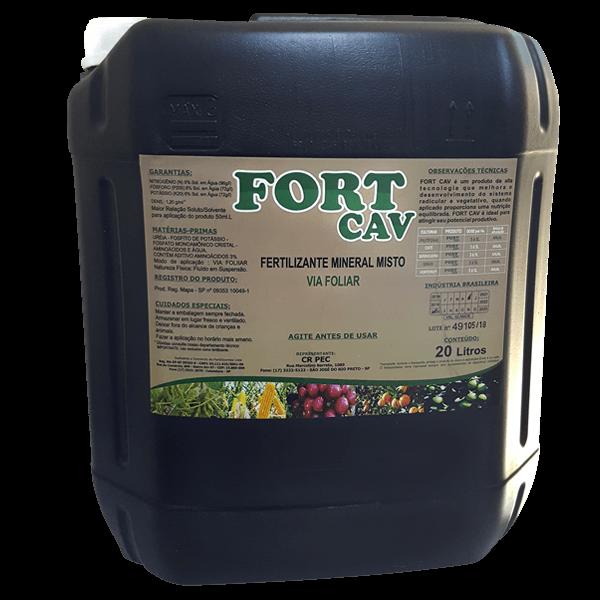 Fortcav Fertilizante