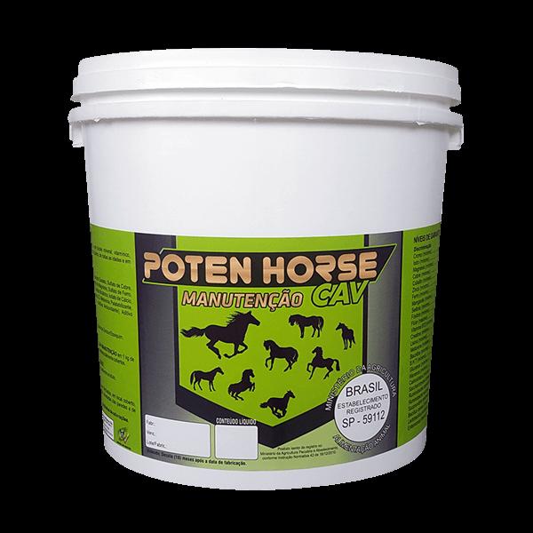 Poten Horse Manutenção Cav